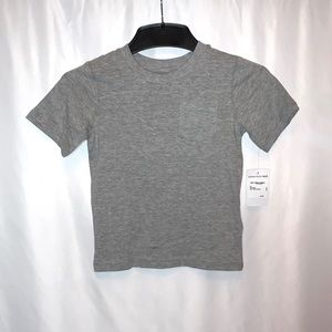 Joe Fresh Toddler Boy Gray Short Sleeve Tee